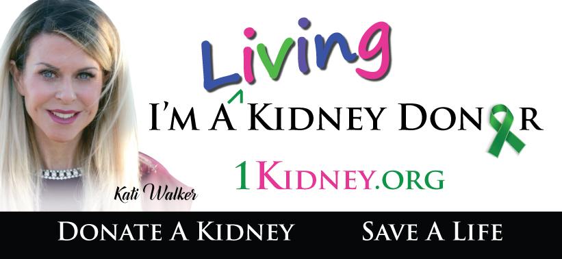 Living Donor Tribute 4 Awareness